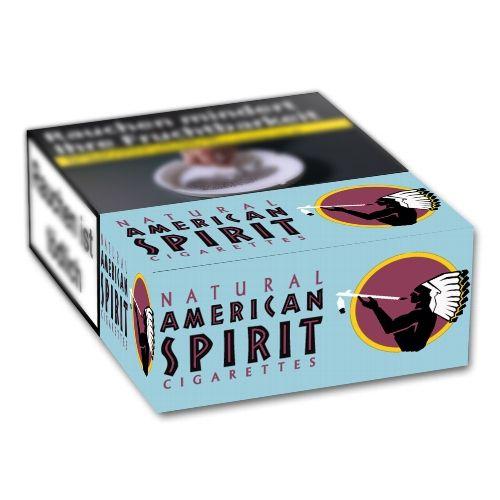 American Spirit Orig. Blue Big Pack [10 x 22] online kaufen