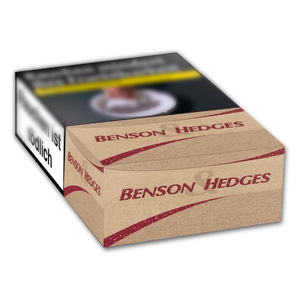 Benson & Hedges Authentic Red Big Pack [10 x 21] online kaufen