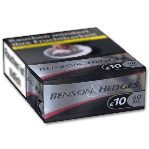 Benson & Hedges Black XXXXL [5 x 40] online kaufen