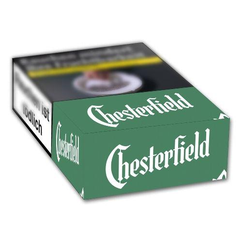 Chesterfield Menthol [10 x 21] online kaufen
