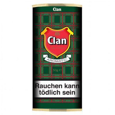 Clan Original (Aromatic) [50 Gramm] online kaufen