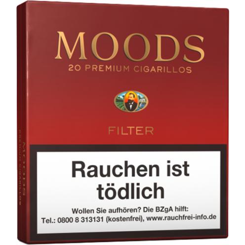 Dannemann Moods mit Filter [1 x 20] online kaufen
