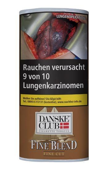 Danske Club Fine Blend [50 Gramm] online kaufen