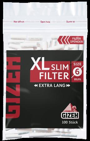 Gizeh Black Filter Slim 100 Tips online kaufen