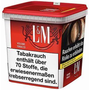L&M Premium Volumentabak Red Super Box [370 Gramm]
