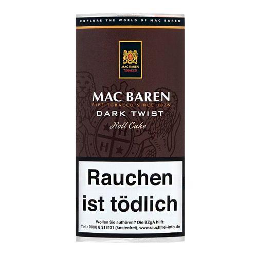 Mac Baren Dark Twist [50 Gramm] online kaufen