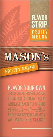 Mason's Flavor Strip Fruity Melon online kaufen