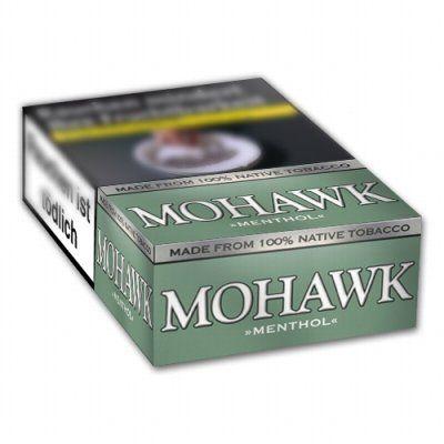 Mohawk Classic Green Menthol [10 x 20]