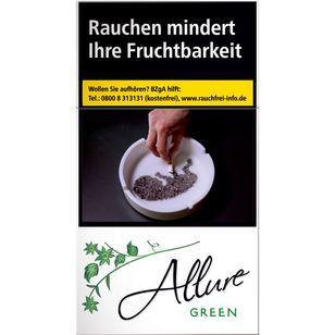 Zigaretten Allure Menthol 100er [10 x 20] online kaufen
