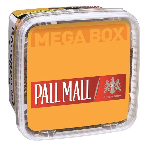 Pall Mall Allround Red Mega Box [185 Gramm]
