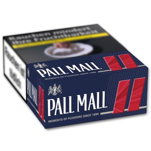 Pall Mall Red Giga [8 x 35]