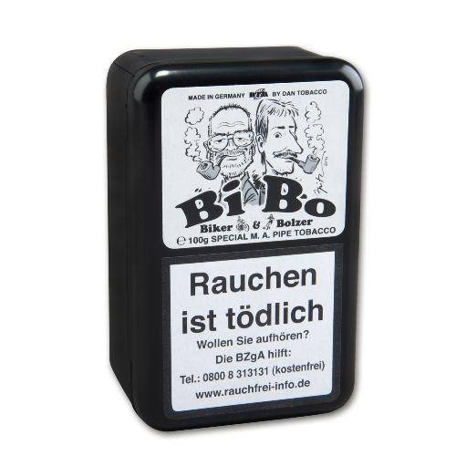 BiBo Biker & Bolzer Tabak [100 Gramm]