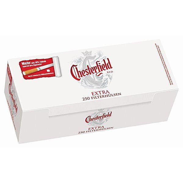 Chesterfield Extra Full Flavor 250 Hülsen