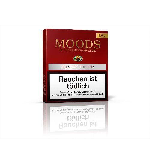 Dannemann Moods Silver [1 x 20]