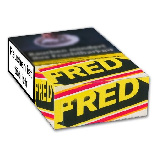FRED Klaas Red Jaune [10 x 20]