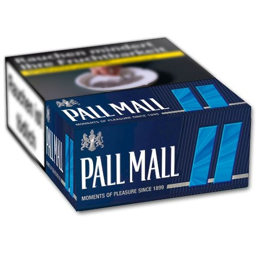 Pall Mall Blue Hercules [3 x 60]
