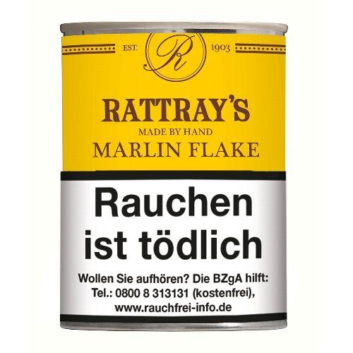 Rattrays British Collection Marlin Flake [100 Gramm]