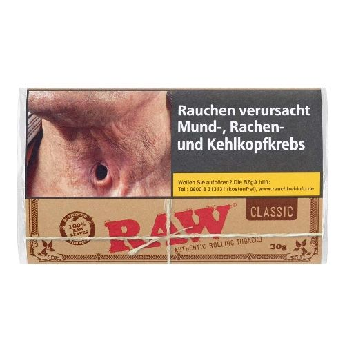 Raw Classic [30 Gramm]