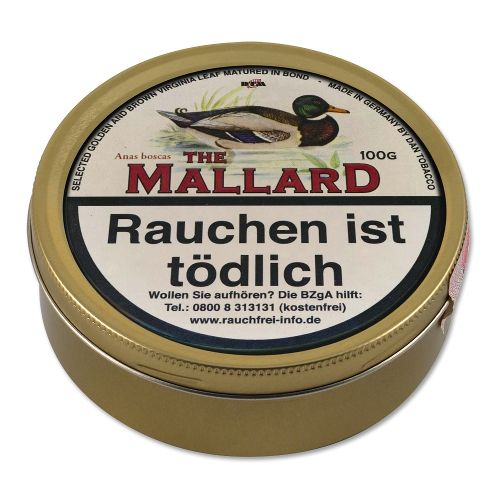 The Mallard Ready Rubbed [100 Gramm]