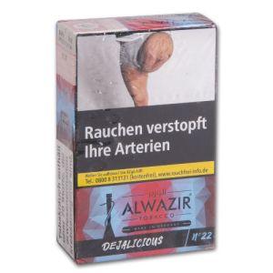 ALWAZIR Dejalicious No 22 [50 Gramm] online kaufen