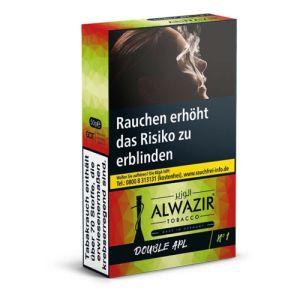 ALWAZIR Double APL No 1 [50 Gramm] online kaufen