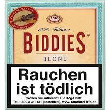 Agio Biddies Blond [1 x 20] online kaufen online kaufen