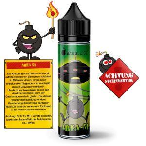 Bang Juice Area-51 (Longfill) [15 ml] online kaufen