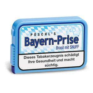 Bayernprise Brasil mit Snuff [10 x 10 Gramm] online kaufen