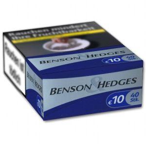 Benson & Hedges Blue Zigaretten XXXXL-Box [5 x 38] online kaufen