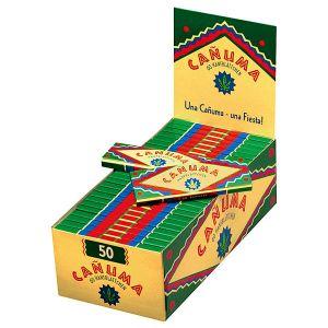 Canuma Hanfblatt 50 Packs à 60 Blättchen online kaufen