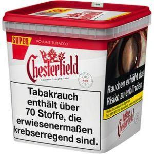 Chesterfield Red Voluumen Mega Box [210 Gramm]