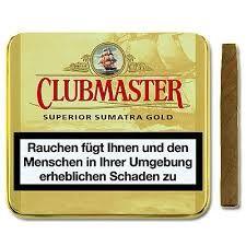 Clubmaster 161 Sumatra Gold [1 x 20]