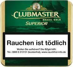 Clubmaster 164 Brazil Gold [1 x 20] online kaufen