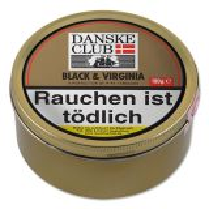 Danske Club Black & Virginia [100 Gramm] online kaufen