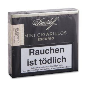 Davidoff Mini Escurio [1 x 20] online kaufen