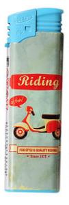 """Einweg Feuerzeug """"Riding"""" online kaufen"""