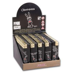 Einwegfeuerzeug Piezo PROF Nic sortiert Steller mit 50 Stück online kaufen
