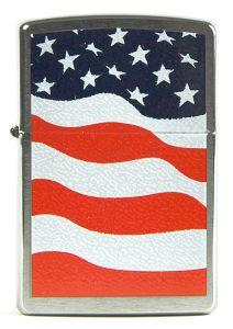 Feuerzeug Zippo - American Flag