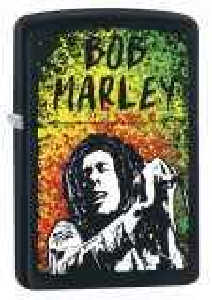Feuerzeug Zippo - Bob Marley