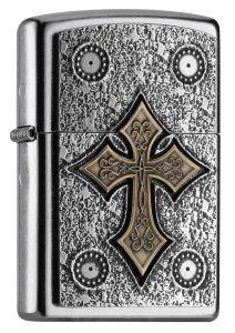 Feuerzeug Zippo - Celtic Cross