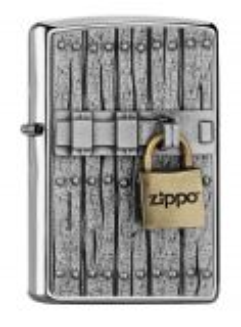 Feuerzeug Zippo - Closed Vintage