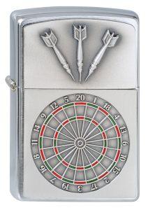 Feuerzeug Zippo - Dartboard Emblem