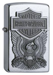 Feuerzeug Zippo - Eagle Emblem