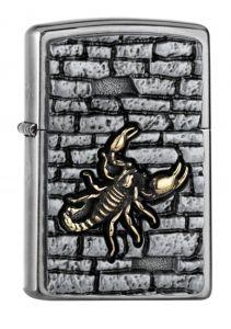 Feuerzeug Zippo - Emblem Scorpion