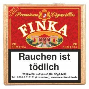 Finka Vanille Aromatic Sumatra [1 x 20] online kaufen