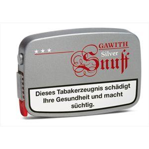 Gawith Silver Snuff (Cola) [20 x 10 Gramm] online kaufen