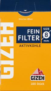 Gizeh Aktivkohle Filter 100 Tips online kaufen