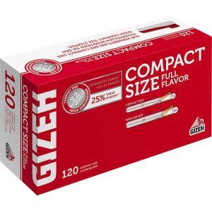 Gizeh Compact Size 120 Hülsen online kaufen