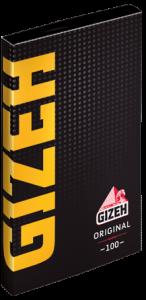 Gizeh Papier Original mit Magnet (gelb) 100 Blättchen online kaufen