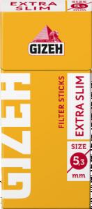 Gizeh Tip-Sticks Extra Slim 10 Packs à 126 Drehfilter online kaufen